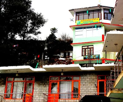Antarctica Guest House,Manali