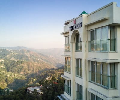 The Zion - An Amritara Resort,Shimla