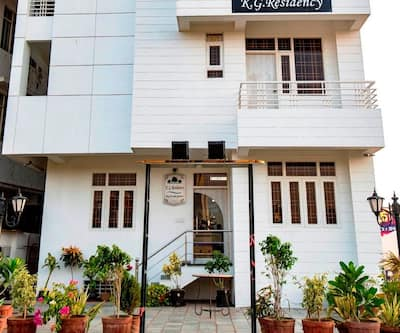 Hotel KG Residency By Royal Collection Hotels & Resorts,Jaipur