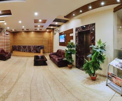Hotel Shanti Palace,Ajmer