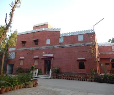 Jaswant Bhawan Hotel, Alakh Sagar Road,