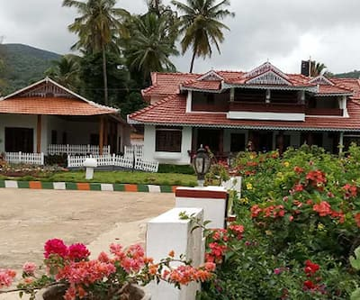 Rosewood Castle - A Splendid Stay,Coorg