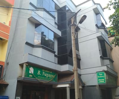 Naga Residency Deluxe Lodge,Bangalore
