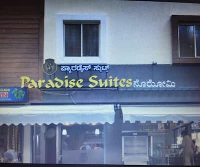 Paradise Suites,Bangalore