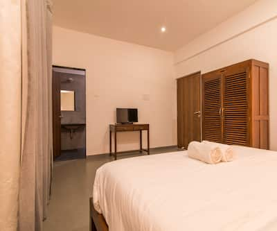 ORAN Beach Rooms,Goa