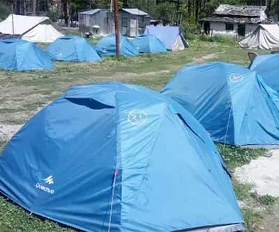 Parvati Woods Camp,Kasol