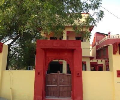 Udai Niwas & Cafe,Bikaner