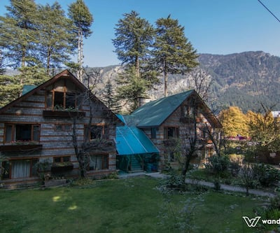 Retreat Cottages-A Wandertrails Stay,Manali