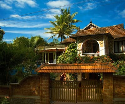 Micky Cottage By Travel Inn,Thekkady