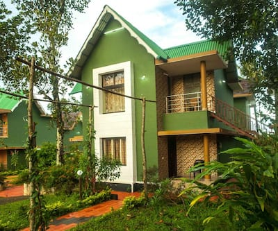Green Heights Holiday Homes,Munnar