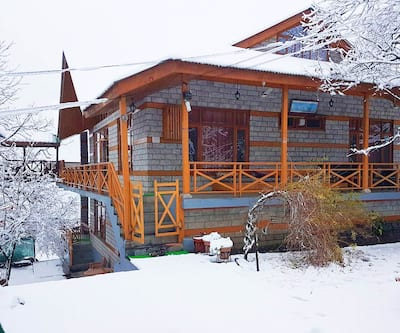 Gaur and Sons Cottages - A Wandertrails Stay,Manali