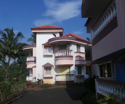 Lotus apartment,Goa