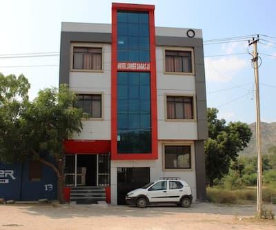 Hotel Shree Sagas Ji,Udaipur