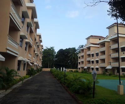 Coconut Grove Residences,Goa