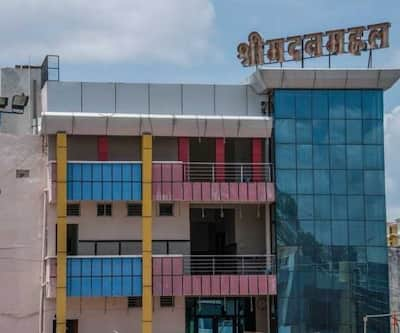 Shri Madan Mahal,Indore