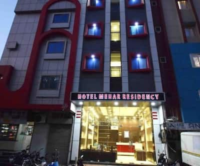 Hotel Maher Residency,Indore