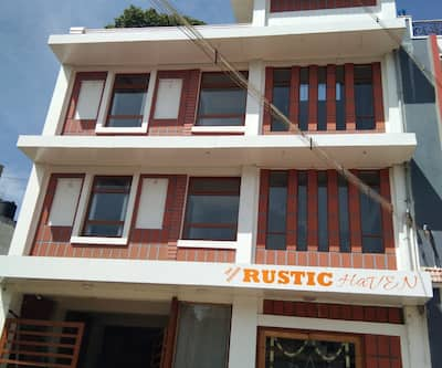 Rustic Haven,Kodaikanal