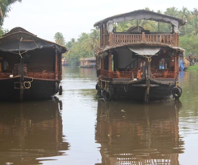 River Queen mercarta,Alleppey