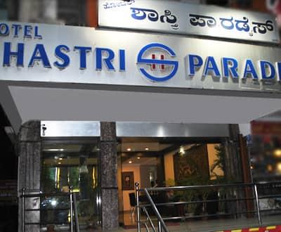 Hotel Shastri Paradise,Mysore