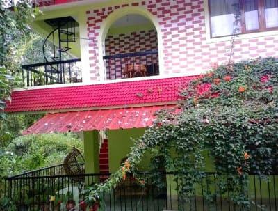 Pink Bud Garden,Manali