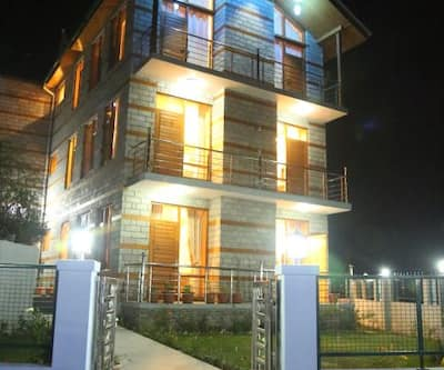 Peace Heaven Cottage,Manali