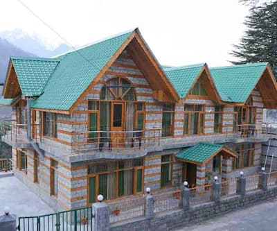 Royal Rajput Cottages - A Wandertrails Stay,Manali