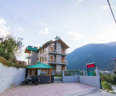 Peace And Heaven Cottage - A Wandertrails Stay,Manali