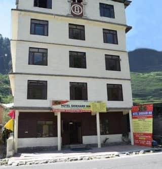 Hotel Shikhar Inn,Manali