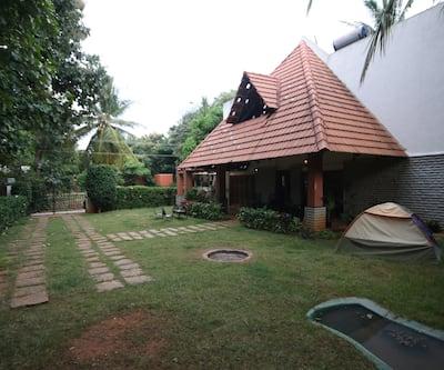 Jade Lotus Villa 418,Bangalore