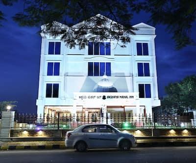Treebo Trend Akshaya Mahal Inn,Mysore