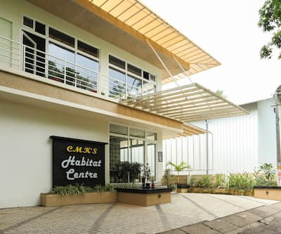 Treebo Trip CMKs Habitat Center,Cochin