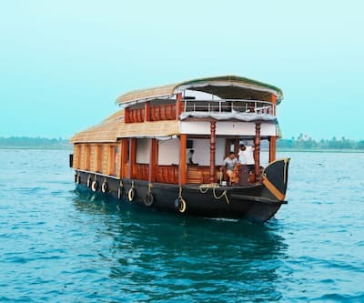 Chittadil house boat 2,Alleppey