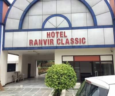 Hotel Ranvir Classic,Jalandhar