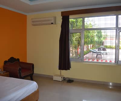 Hotel Nirvana, Airport Road,