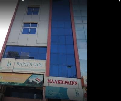 Hotel Maa Kripa Inn,Lucknow