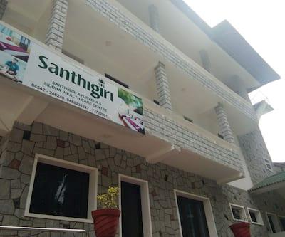 Santhigiri Resort,Kodaikanal