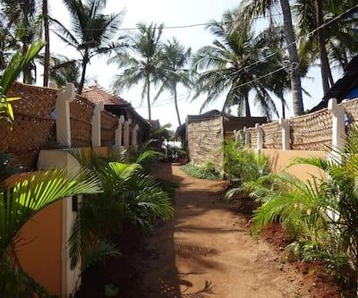 Mariposa Beach Grove,Goa