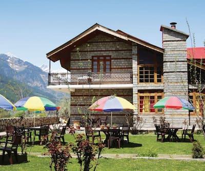 Hotel Scarlet Cottage,Manali