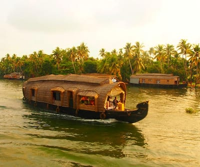 All Deluxe Houseboats,Alleppey