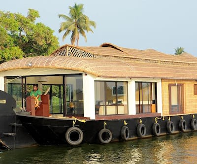 All Luxury Houseboats,Alleppey