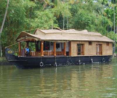 AyurCounty Luxury Houseboat,Alleppey