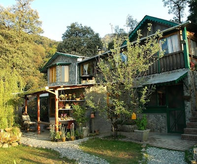 Mountain Quail Lodge,Nainital