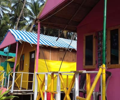 ROSY PARADISE BEACH HUT,Goa