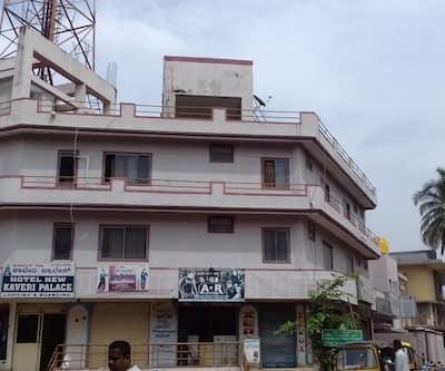 NEW KAVERI PALACE,Mysore