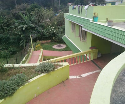The Green Cottage,Kodaikanal