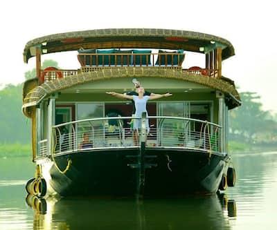 Rain Dance Houseboat,Alleppey