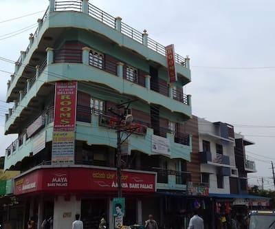 YR TOURIST HOME,Mysore