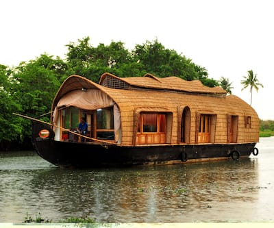 Rosy Ultra Luxury Houseboats,Alleppey