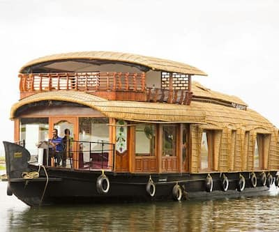 Royal Palace Sharing Houseboat,Alleppey