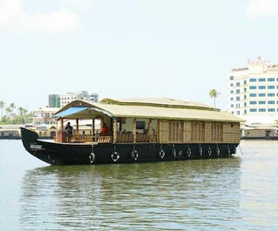 Trident Sharing Houseboat,Alleppey